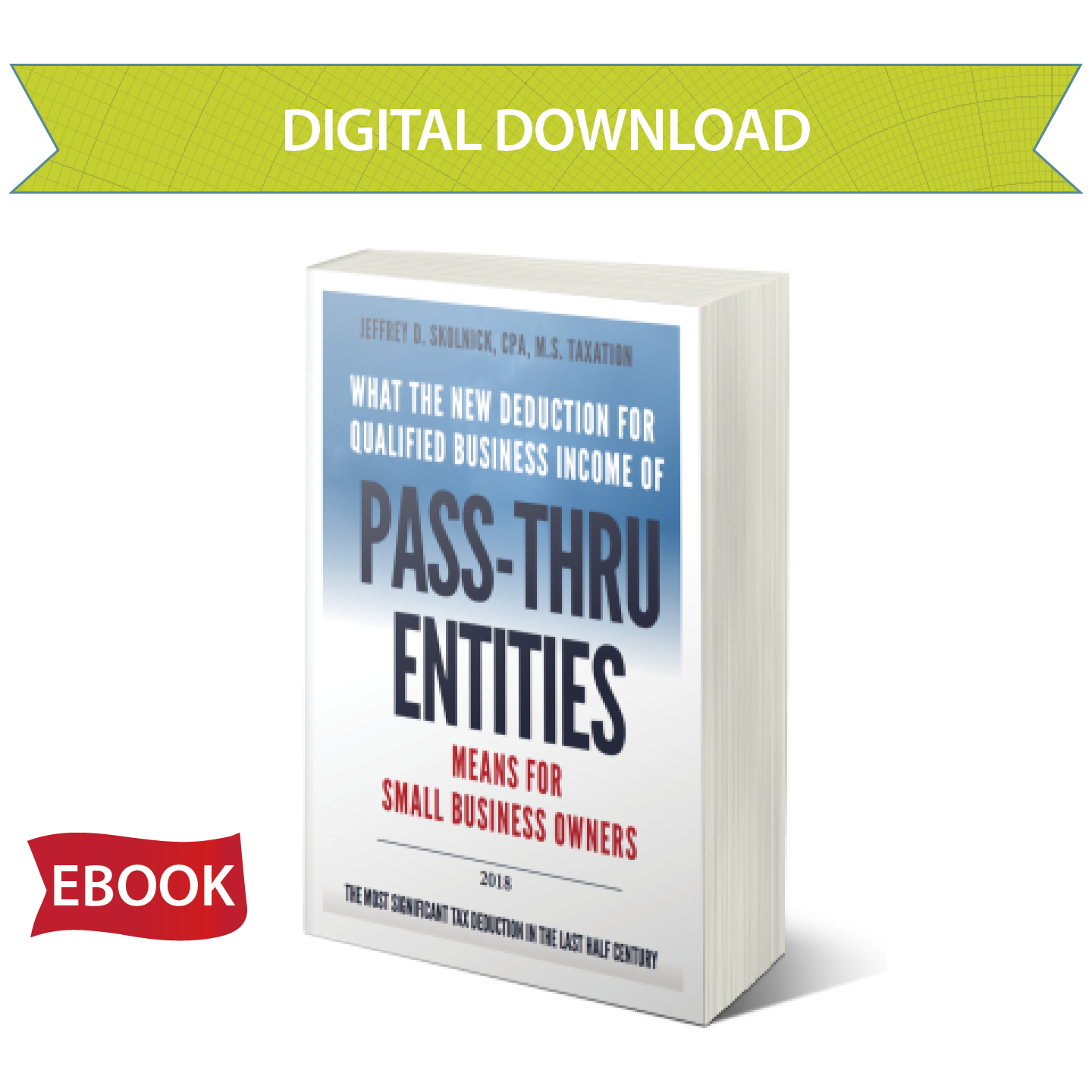 WHAT THE DEDUCTION FOR QUALIFIED BUSINESS INCOME OF PASS